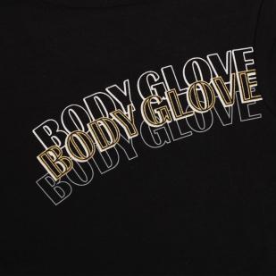 Футболка от Body Glove® для стильных женщин - принт сзади