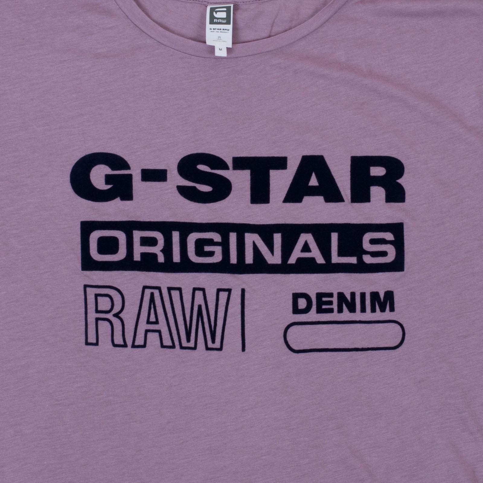 Футболка от классиков стиля деним G-Star Raw®