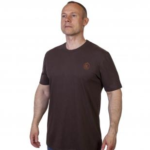 Мужская футболка Outdoor life с коротким рукавом.