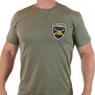 Крутая футболка для парней из Спецназа