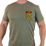 Эффектная мужская футболка Пограничная Служба.