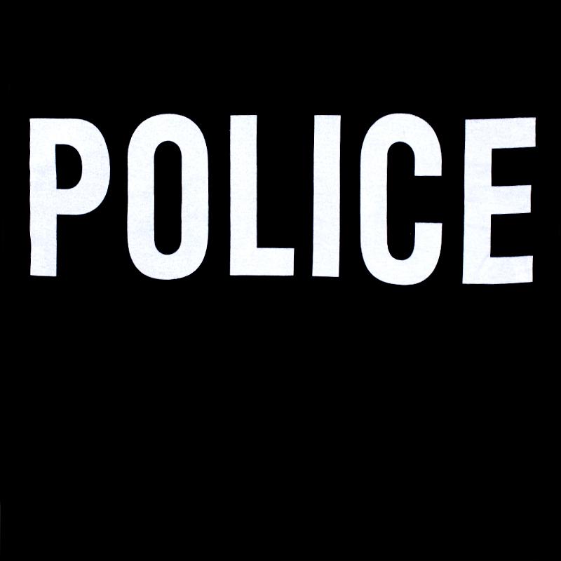 Сувенир для Военторгов Футболка «POLICE»