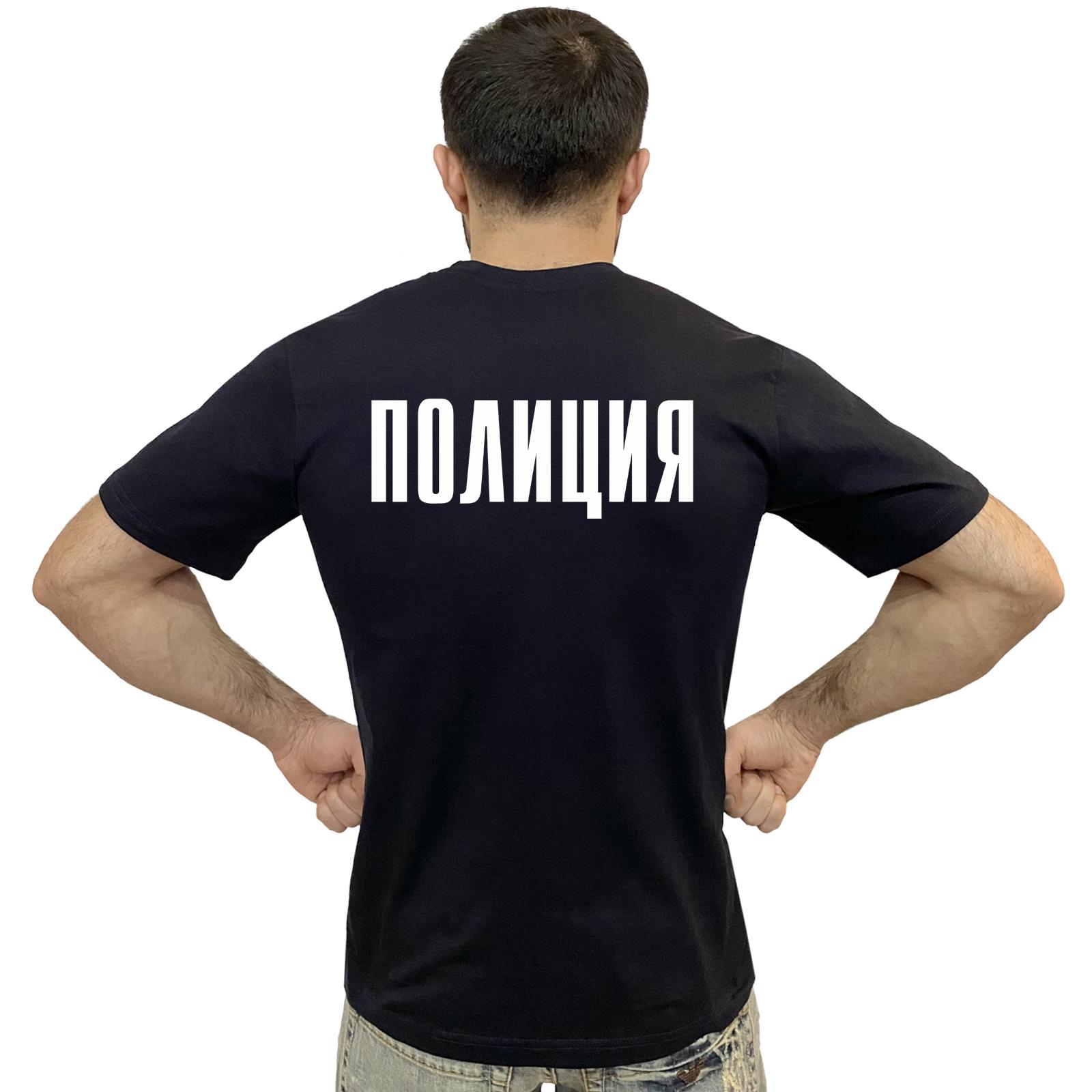 Мужская футболка Полиция МВД России