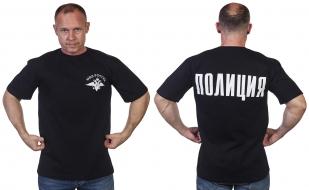 Футболка «Полиция МВД России» - заказать выгодно