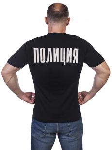 Футболка «Полиция» России - купить по низкой цене