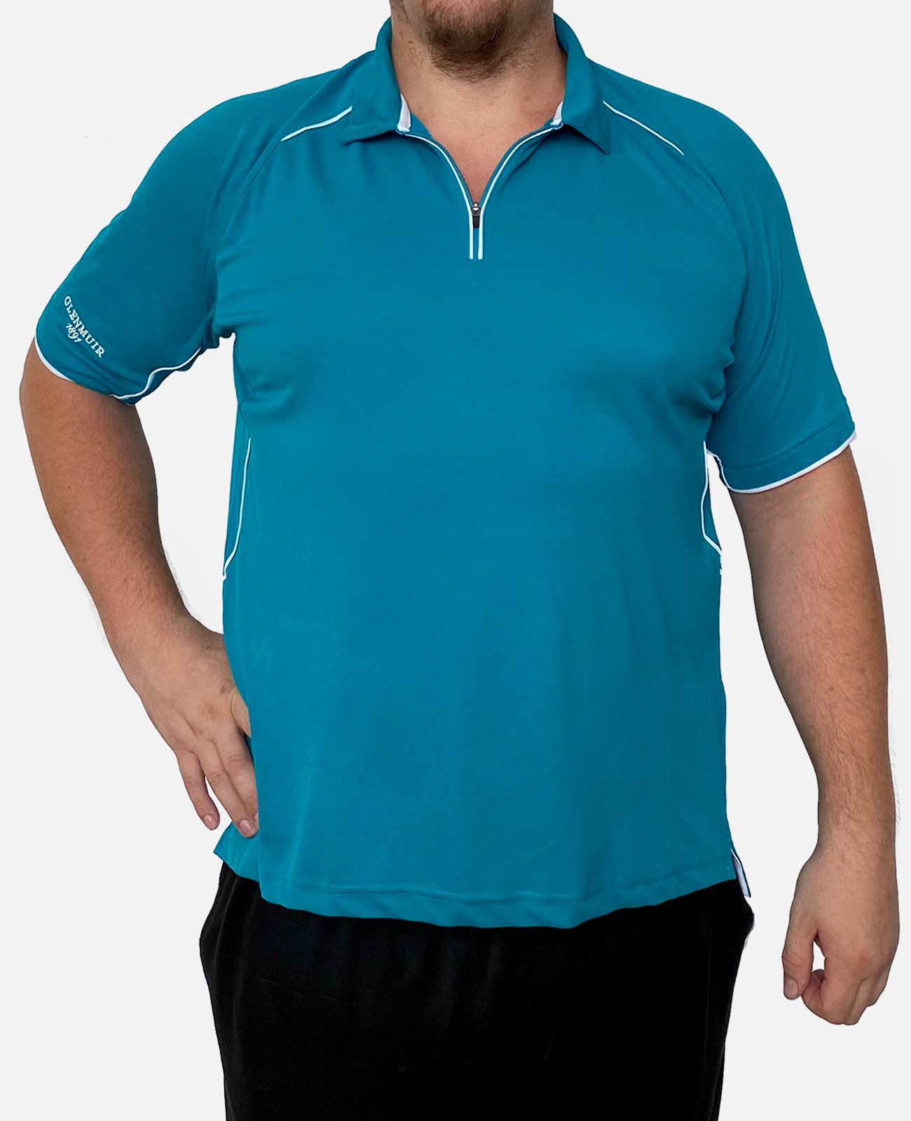 Мужская футболка поло Glenmuir