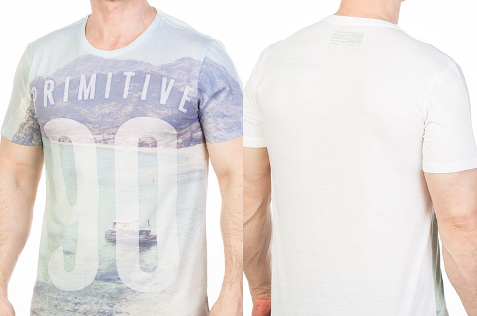 "Заказать футболки ""Primitive 90"""