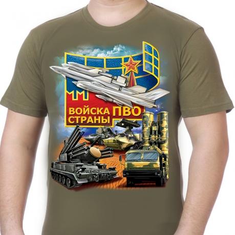 Футболка ПВО России