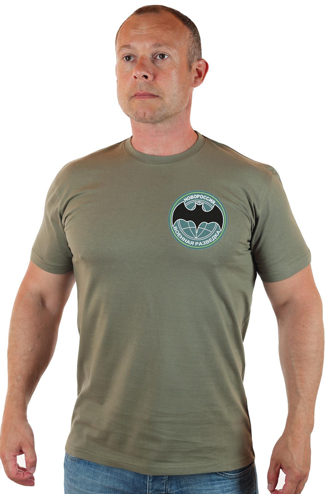 Военная футболка с символикой Новороссии
