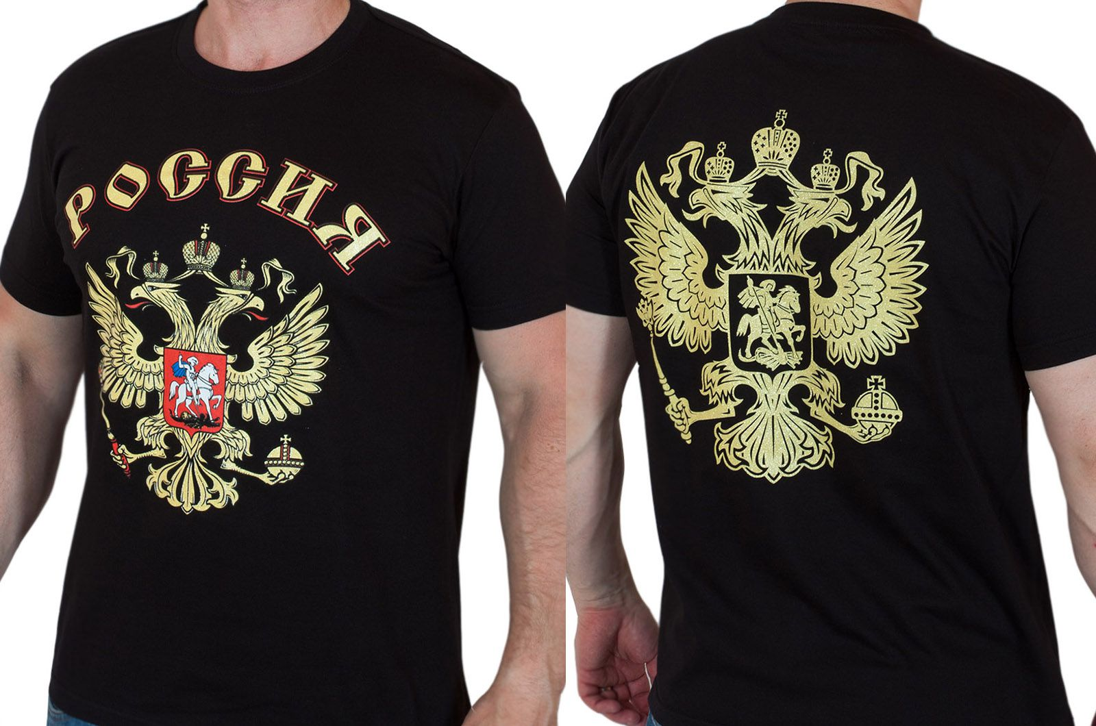 Заказать футболки Россия
