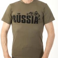 Футболка «RUSSIA»