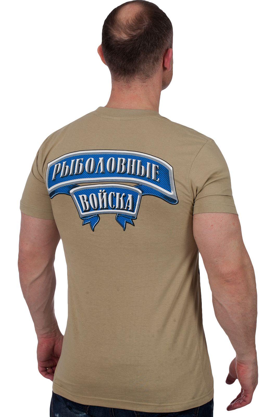 Купить прикольные футболки рыбаку