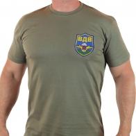 Мужская футболка с десантной символикой