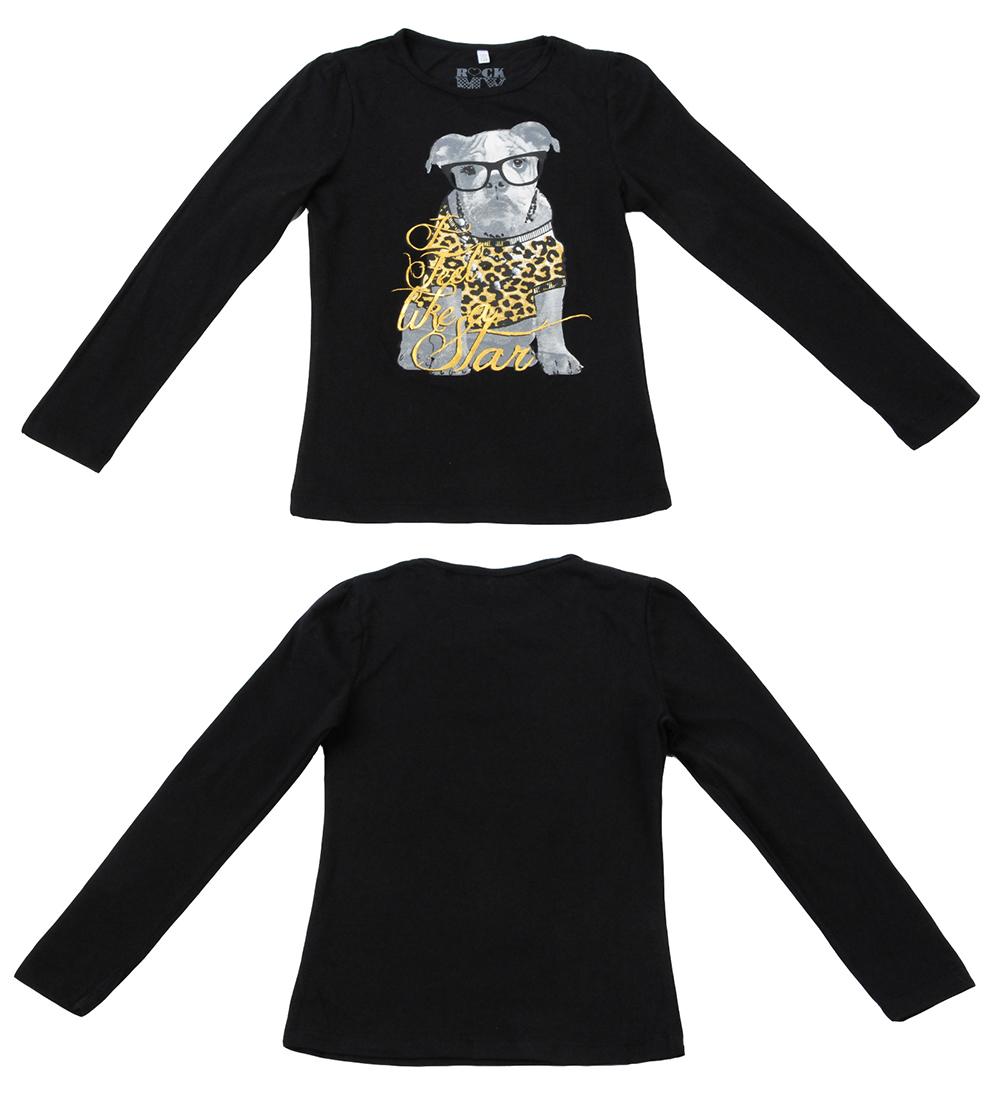 Детская футболка с длинным рукавом от Rock My Heart по лучшей цене
