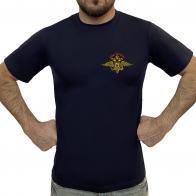 Мужская футболка с эмблемой МВД России