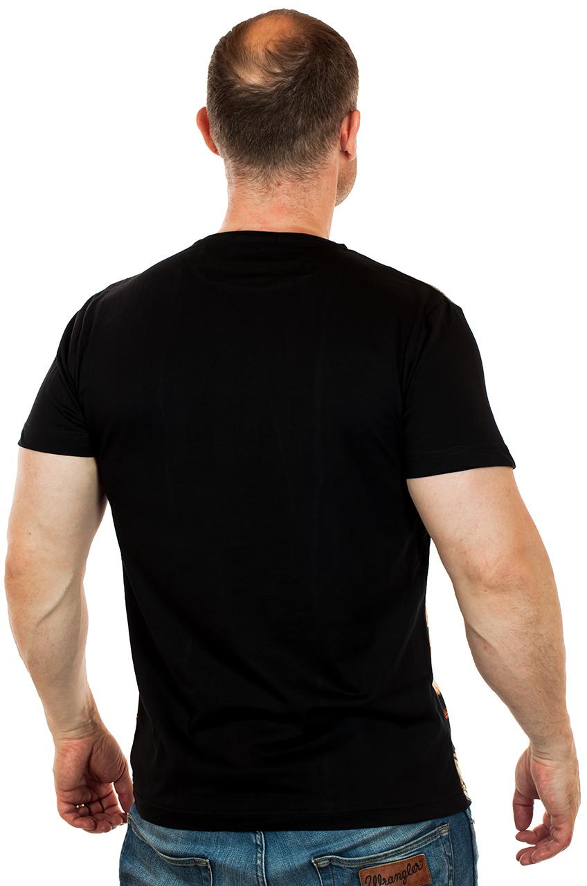 Мужская футболка с философским изречением. Ограниченная серия от ТМ SPLASH!