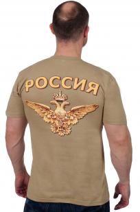 """Купить футболку """"Спасибо за службу"""""""