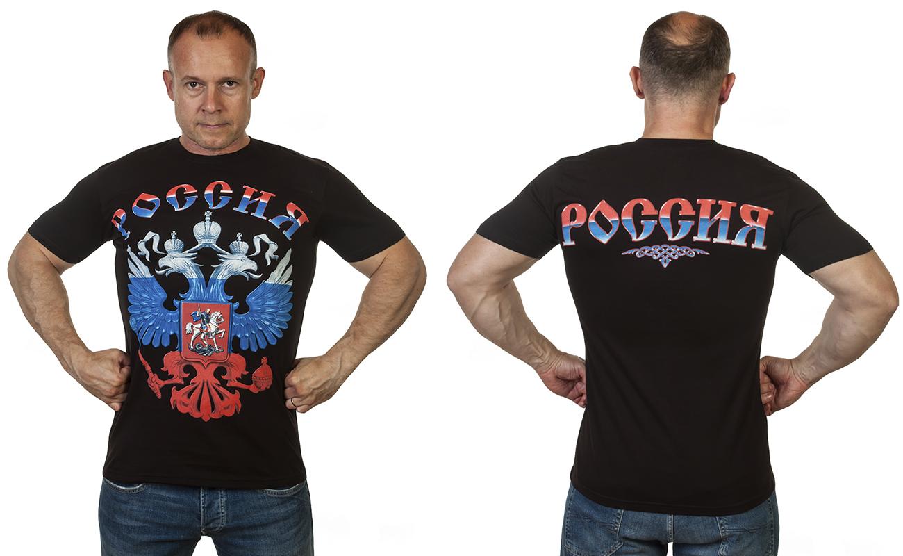 Заказать футболки с Двуглавым орлом