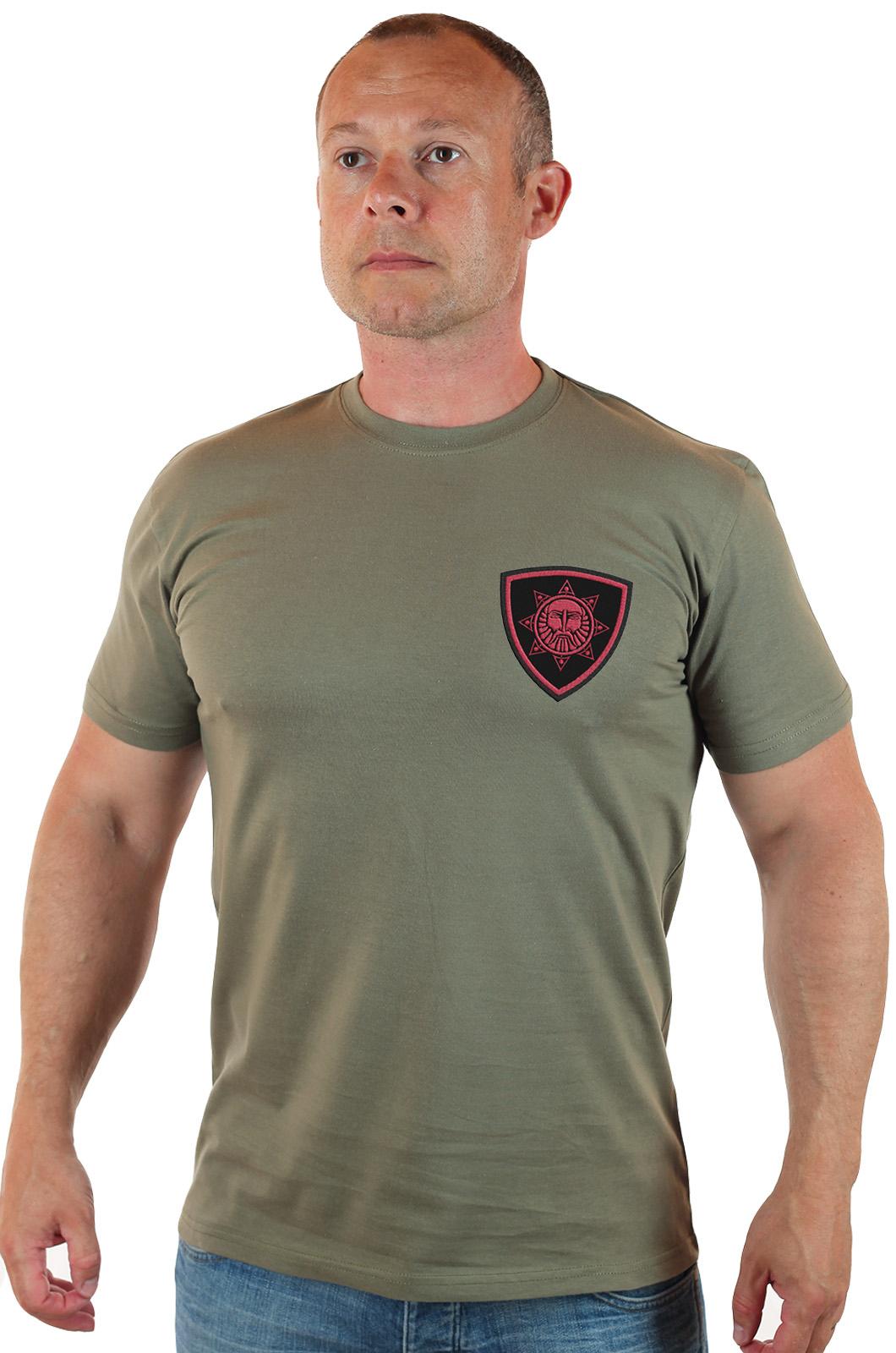 Уникальное предложение! Мужская футболка СВАРОГ по супер цене