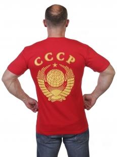 Футболка с Советской символикой по лучшей цене