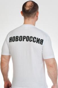 Футболка с надписью «Новороссия» по низкой цене