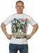 Белая мужская футболка «Пограничные войска» по лучшей цене