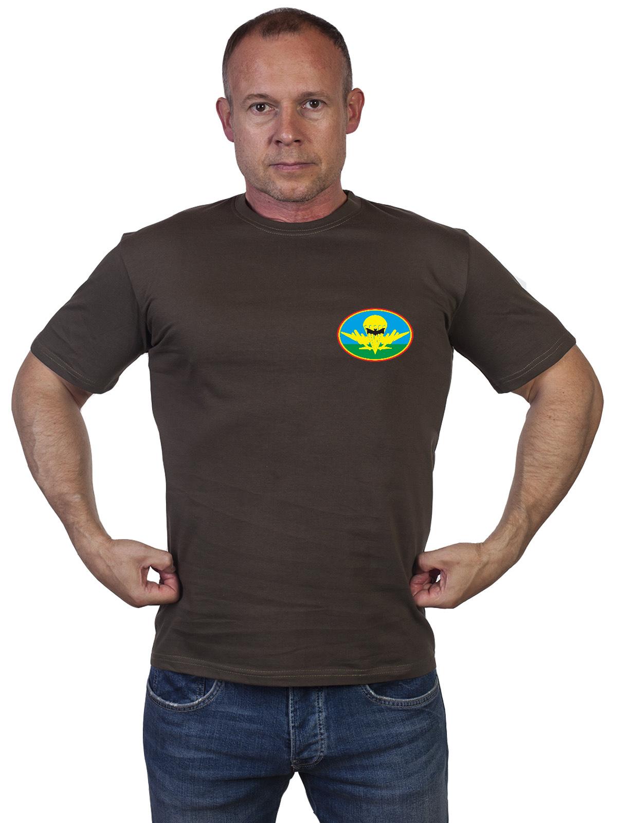 Недорогие футболки с принтами ВДВ в наличии и под заказ