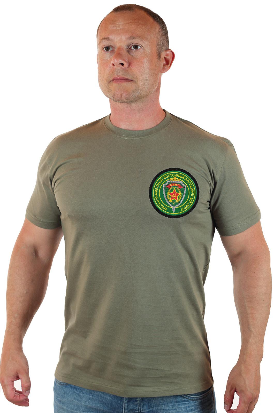 Купить футболку Краснознаменного Восточного Пограничного Округа