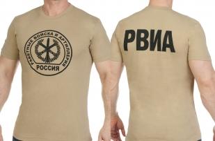 Заказать футболки с символикой РВиА