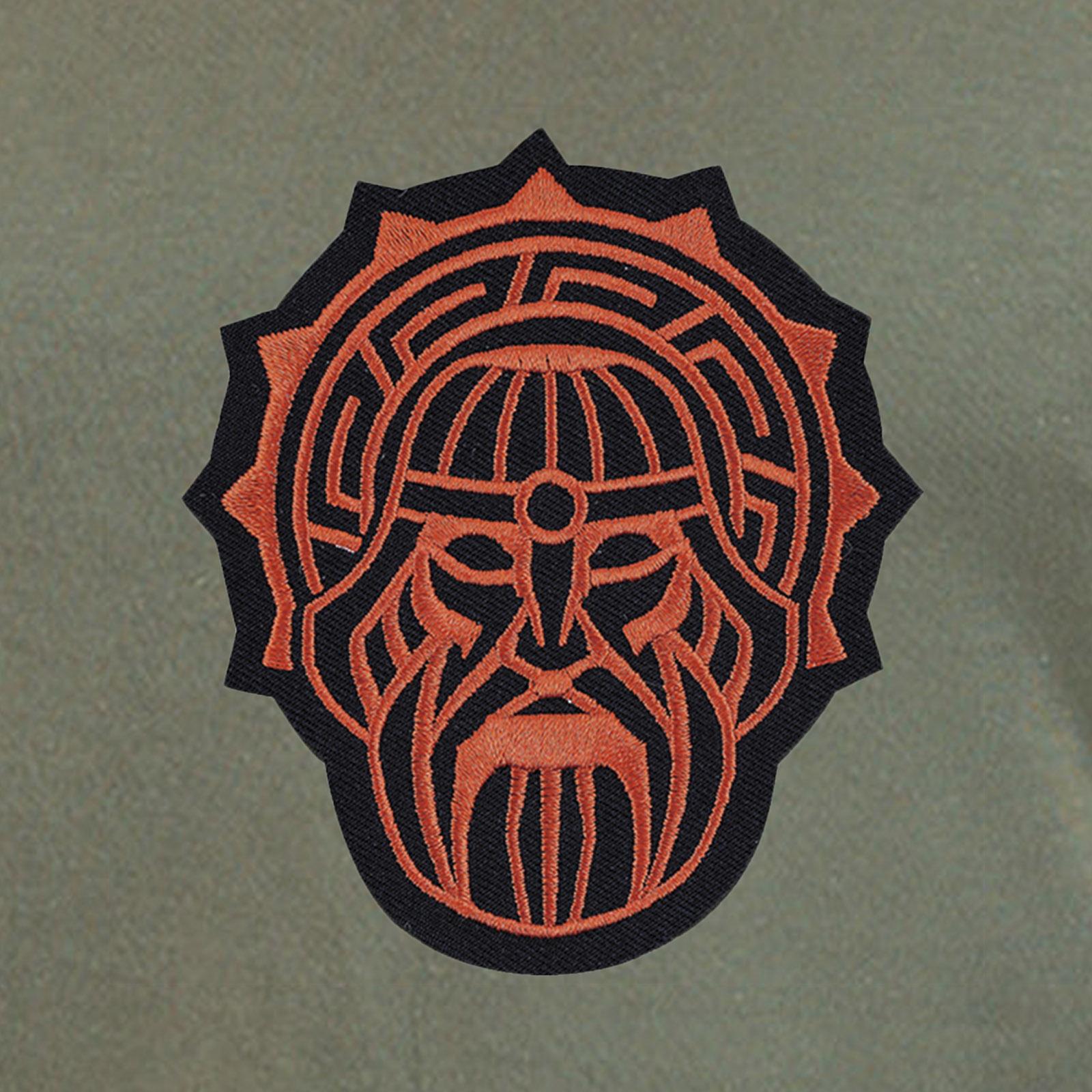 Мужская футболка с символом Сварога