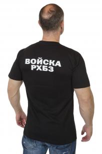 """Футболка с принтом """"Войска РХБЗ"""" по выгодной цене"""