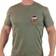 Подарочная мужская футболка За службу в Морской Пехоте.