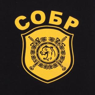 Футболка СОБР - принт
