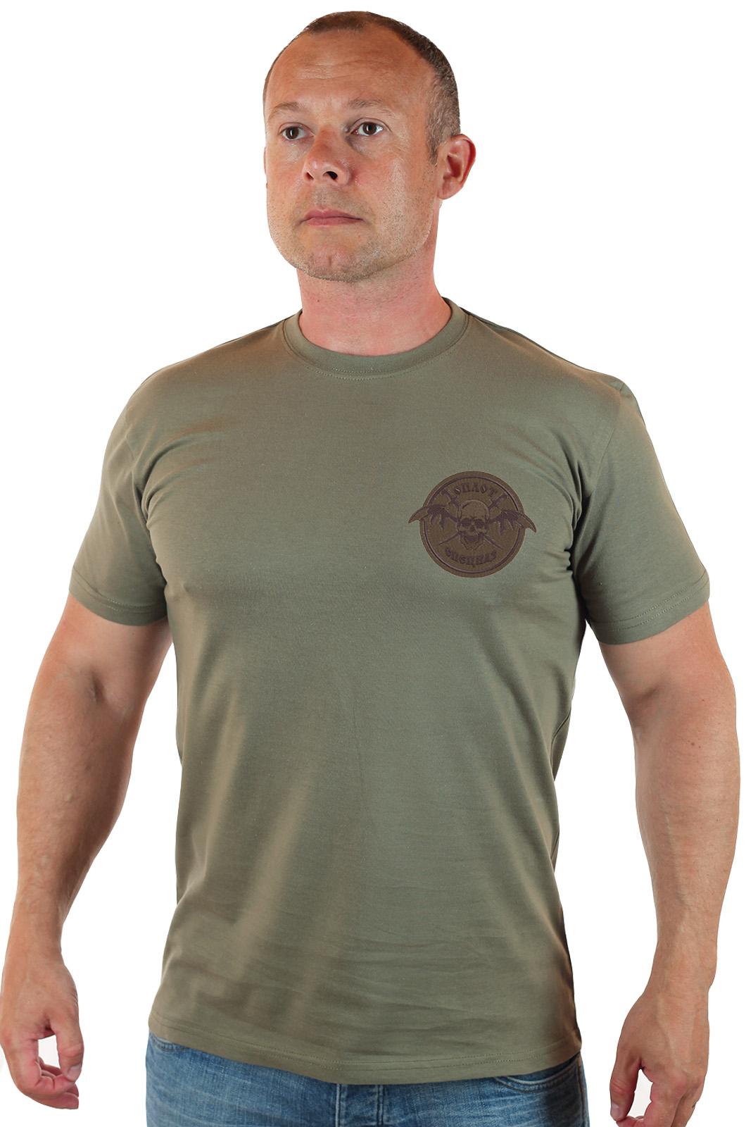 Купить мужскую спецназовскую футболку Оплот