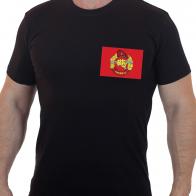 Хлопковая футболка Спецназа ВВ России