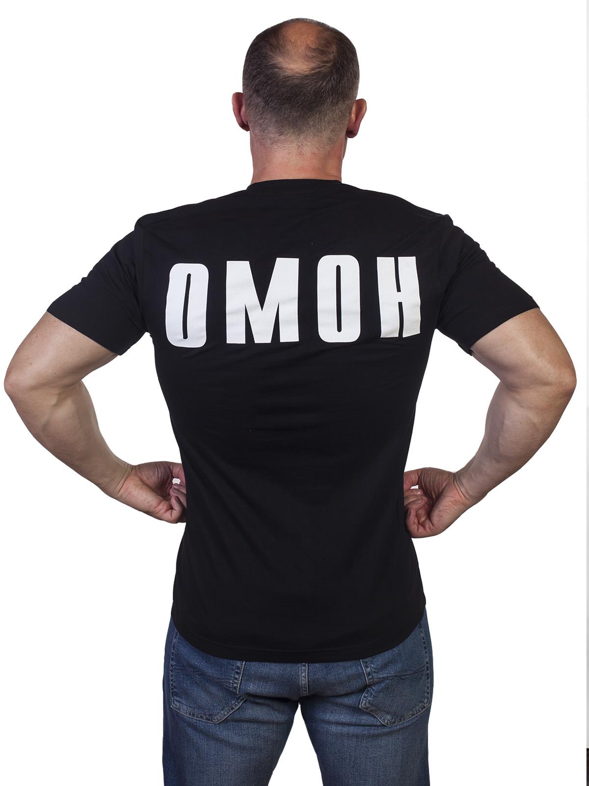 Футболка «ОМОН» - купить оптом
