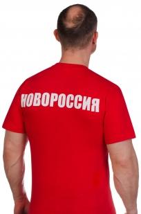 Футболка «Свободная Новороссия» по лучшей цене