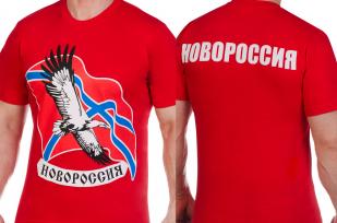 Заказать футболки «Свободная Новороссия»