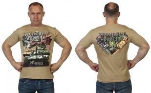 Заказать футболки Танки