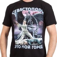 """Футболка с картинкой """"Оборона Севастополя"""""""
