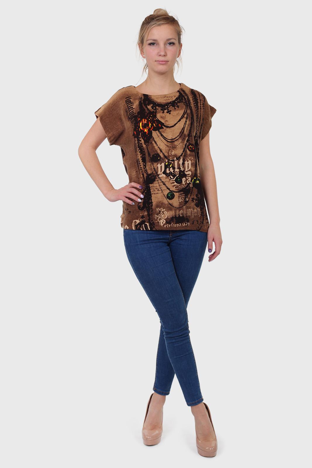 Купить в интернет магазине модную женскую тунику