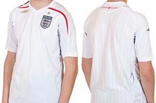 Купить футболку сборной Англии по футболу