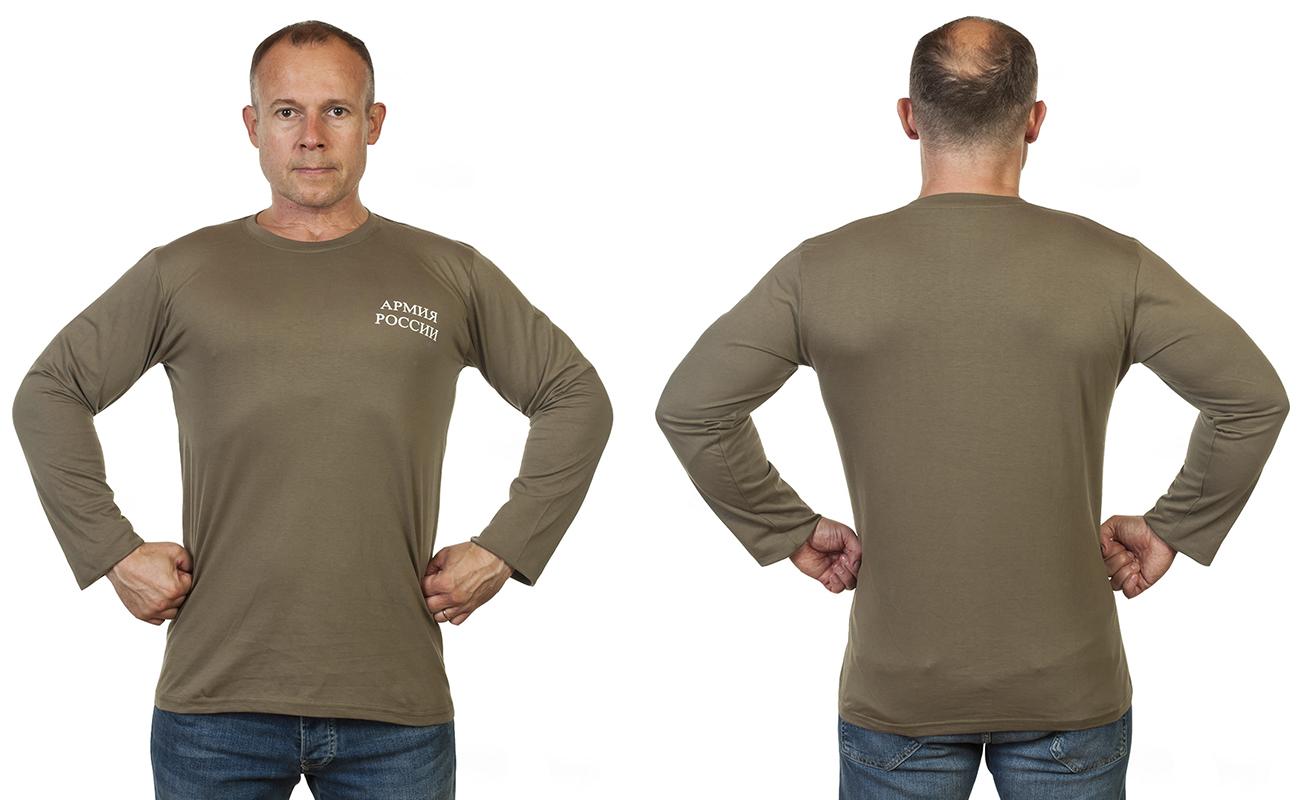 Заказать футболку уставная Армия России