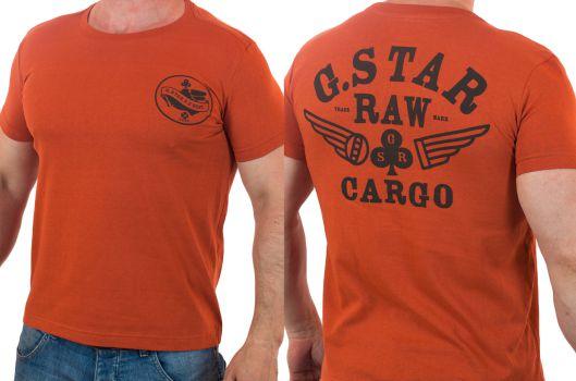 Футболка в гардероб ценителю стиля карго от G-Star Raw® Cargo