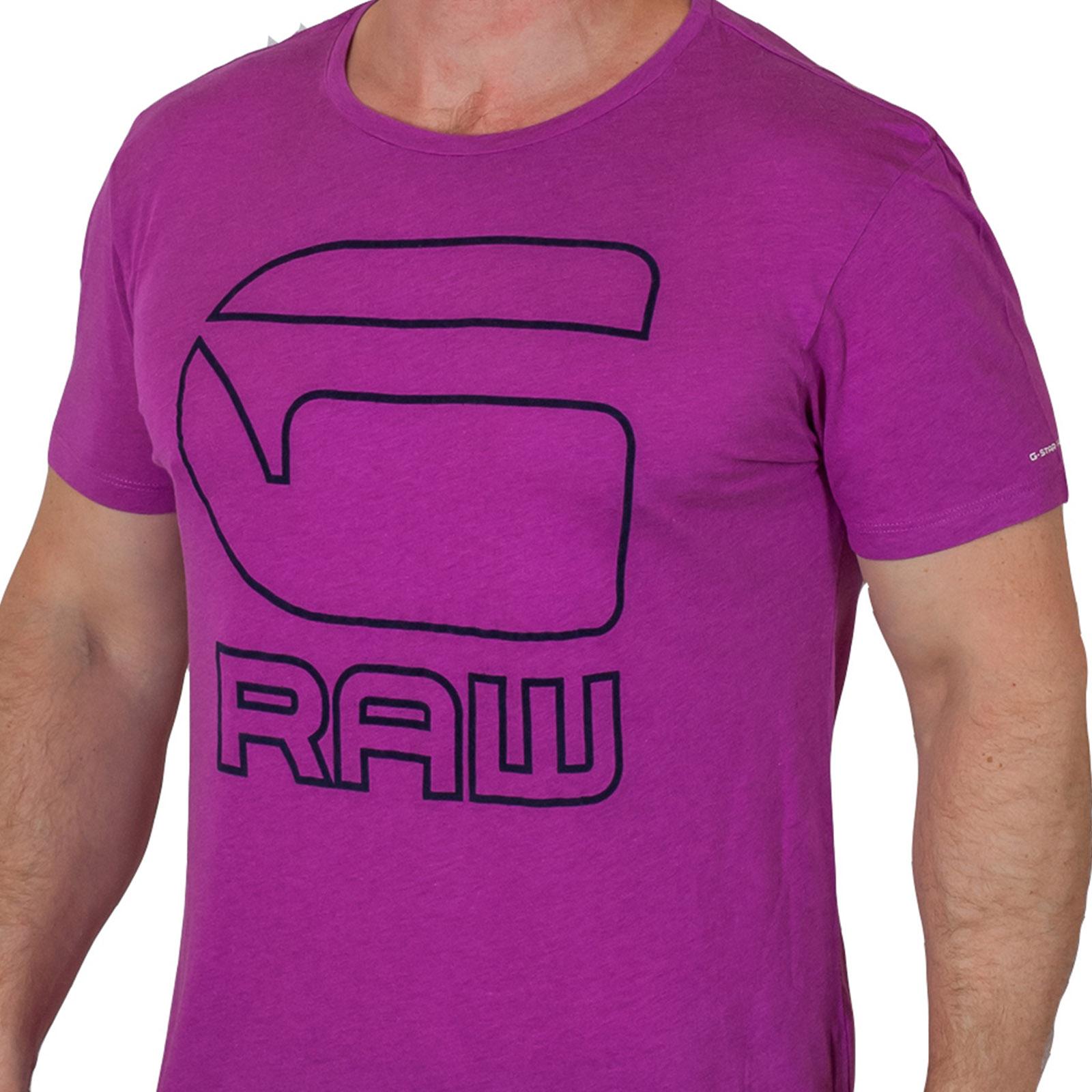 Футболка в стиле кежуал G-Star Raw® Cadulor №N516