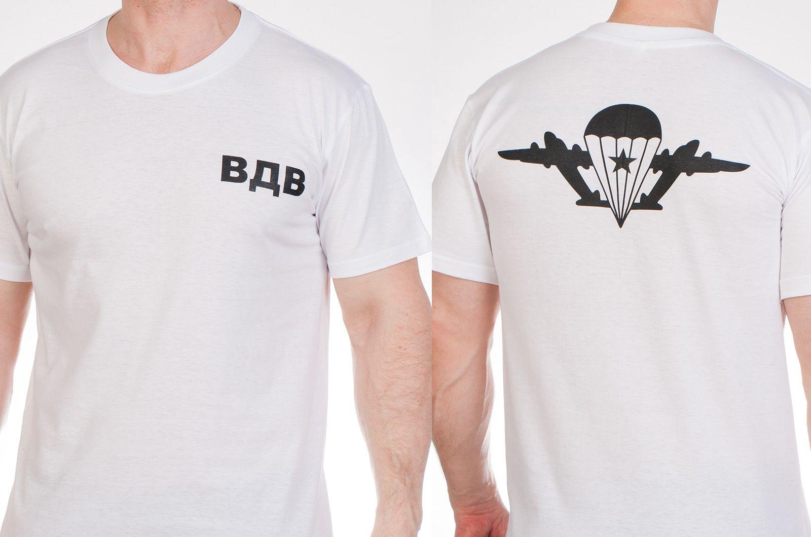 Заказать футболки ВДВ «Крылья»
