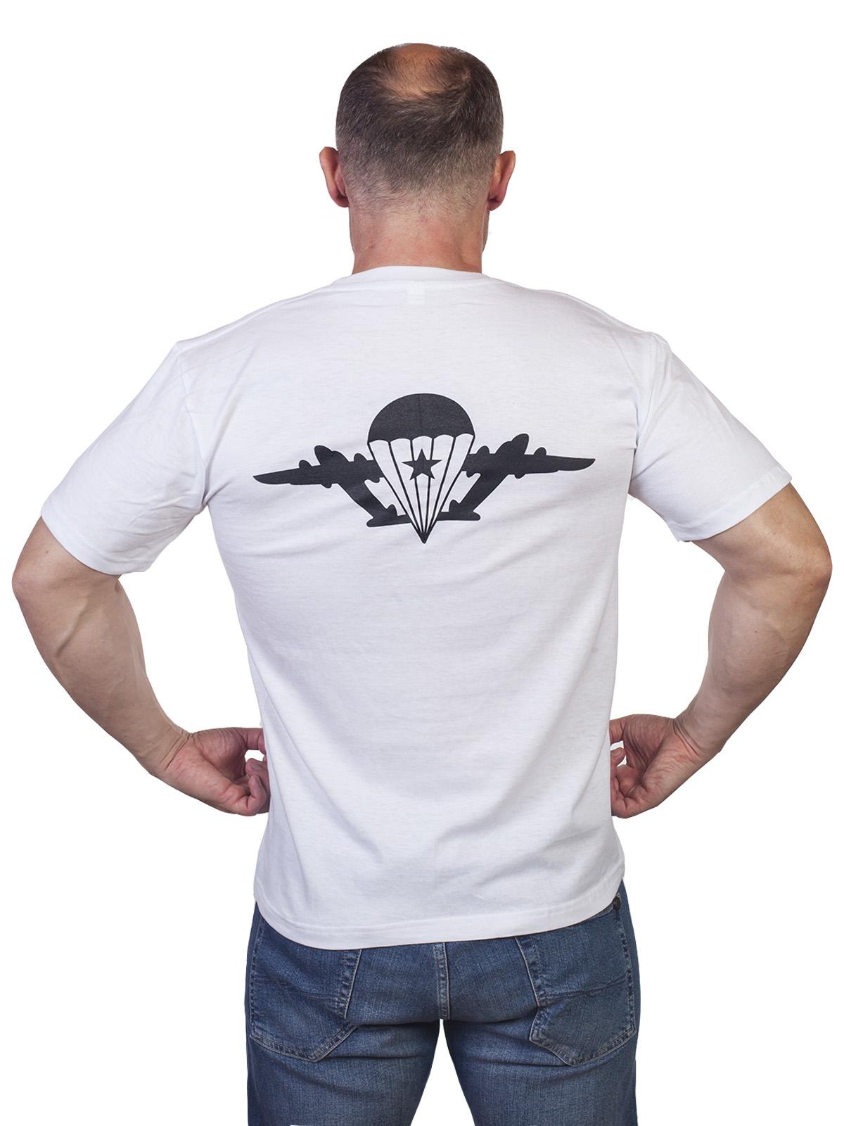Футболка ВДВ «Крылья» - лучший подарок на день десантника - купить онлайн