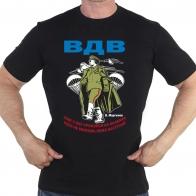 Мужская футболка ВДВ с принтом