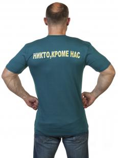 """Футболка ВДВ РФ """"Никто, кроме нас"""" по выгодной цене"""