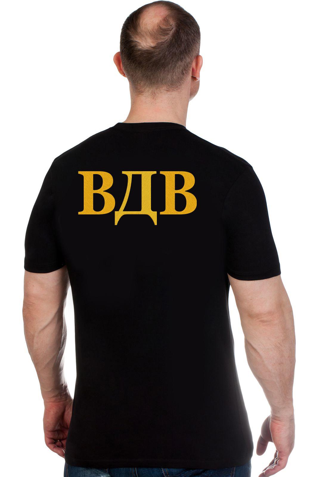 Купить в Москве армейскую футболку ВДВ